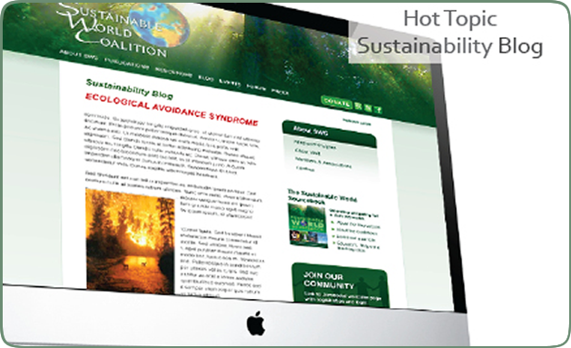 Hot Topic / Sustainability Blog