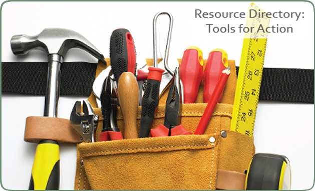 Resource Directory Tools for Action